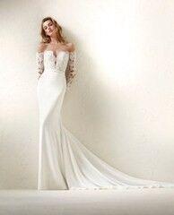 Свадебный салон Pronovias Платье свадебное «Drasma»