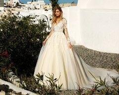 Свадебный салон Eva Lendel Свадебное платье Allen