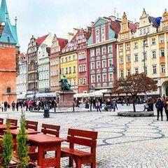 Туристическое агентство TravelHouse Экскурсионный автобусный тур «Выходные в Праге»