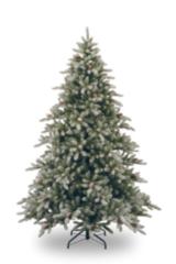 Елка и украшение National Tree Company Ель искусственная «Snowy Concolor», 2.13 м