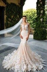 Свадебный салон Bliss Couture Свадебное платье Berenice