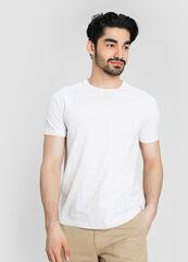 Кофта, рубашка, футболка мужская O'stin Базовая мужская футболка MT6W12-01