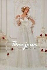 Свадебный салон Bonjour Свадебное платье «Violla» из коллекции EDEM 2016
