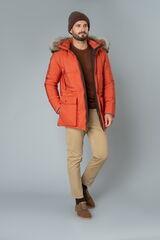 Верхняя одежда мужская Etelier Куртка мужская плащевая утепленная 4М-9454-1