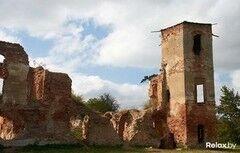 Достопримечательность Гольшанский замок Фото