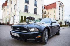 Прокат авто Прокат авто Ford Mustang 2012 года