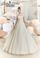 Свадебное платье напрокат А-силуэт Galerie d'Art Платье свадебное «Carolina» из коллекции BESTSELLERS
