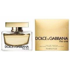 Парфюмерия Dolce&Gabbana Парфюмированная вода The One, 75 мл