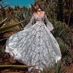 Свадебный салон Rara Avis Платье свадебное Wild Soul Aliet