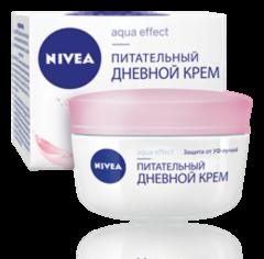 Уход за лицом NIVEA Питательный дневной крем Aqua Effect