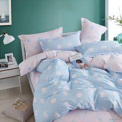 Подарок Tango Сатиновое постельное белье евро TS03-X79