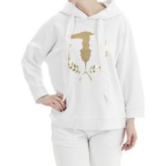 Кофта, блузка, футболка женская Trussardi Толстовка женская 56F00085-1T003816