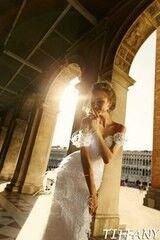 Свадебный салон Bonjour Свадебное платье Tiffany из коллекции La Douceur