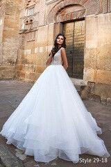 Свадебный салон Giovanna Alessandro Свадебное платье 29-18
