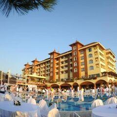 Туристическое агентство География Пляжный авиатур в Турцию, Аланья, Utopia World Hotel 5*
