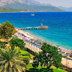 Туристическое агентство Мастер ВГ тур Пляжный aвиатур в Турцию, Кемер, Valeri Beach 3*