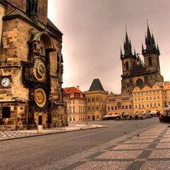 Горящий тур Велл Аўтобусны тур «Прага і шопінг у Берліне»