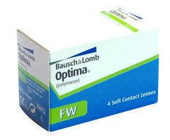 Линзы Bausch & Lomb Контактные линзы Optima FW