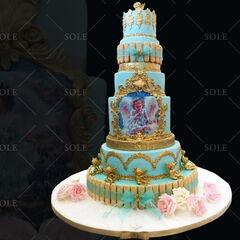Торт Sole Праздничный торт №57