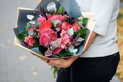 Магазин цветов Цветы на Киселева Букет «Ягодный сезон»