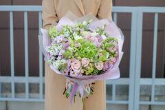 Магазин цветов Cvetok.by Букет «Для самой милой»