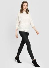 Кофта, блузка, футболка женская O'stin Джемпер женский из кроёного трикотажа LT4W12-T2