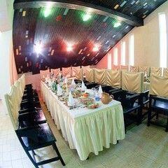 Банкетный зал РЦОП «Раубичи» Гостиница №1 «Деревянный зал»