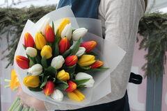 Магазин цветов Cvetok.by Букет «Весенний микс»
