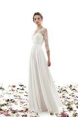 Свадебный салон UNONA Свадебное платье «Stefani» из коллекции AMBER