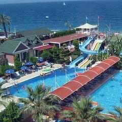 Туристическое агентство Тайм Вояж Пляжный авиатур в Турцию, Кемер, Lims Bona Dea Beach 4*