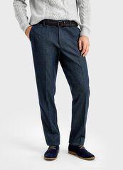 Брюки мужские O'stin Утеплённые брюки-чинoсы MP4T84-97