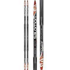 Лыжный спорт Salomon Лыжи беговые 355279-181 Equipe 7