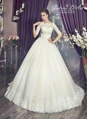 Свадебный салон Galerie d'Art Свадебное платье «Bianka 2» из коллекции BESTSELLERS