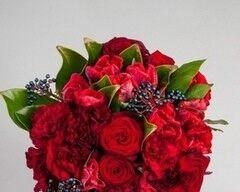 Магазин цветов Florita (Флорита) Букет «Красный бархат»
