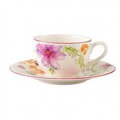 Подарок Villeroy&Boch Чашка кофейная Mariefleur 0,25 л с блюдцем 16 см
