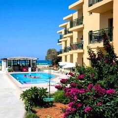 Туристическое агентство Мастер ВГ тур Пляжный авиатур в Грецию, Крит, Edem Beach Hotel 2* (7 ночей, май)