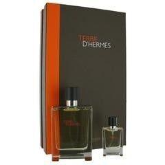 Парфюмерия Hermes Подарочный набор Terre D Hermes Set (100ml edt+12,5ml)