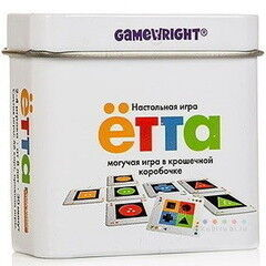 Магазин настольных игр Стиль Жизни Настольная игра «Ётта»