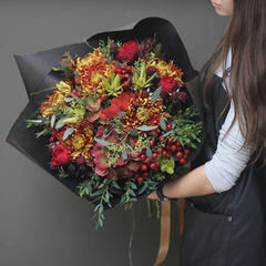 Магазин цветов VETKA-KVETKA Букет 105