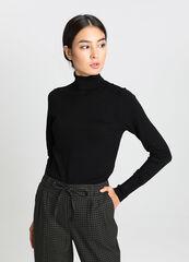 Кофта, блузка, футболка женская O'stin Базовый женский джемпер LK6V51-99
