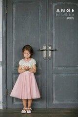 Вечернее платье Ange Etoiles Детское платье Kids Melissa