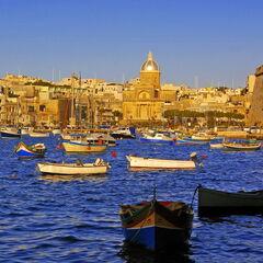 Туристическое агентство География Пляжный авиатур на о.Мальта, Буджибба, Blue Sea Santa Maria 3*