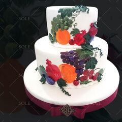 Торт Sole Праздничный торт №54