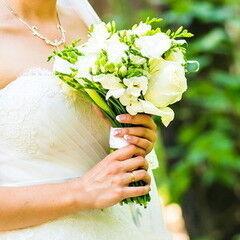 Магазин цветов Lia Свадебный букет №22