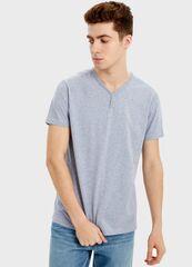 Кофта, рубашка, футболка мужская O'stin Базовая футболка MT7S34-60