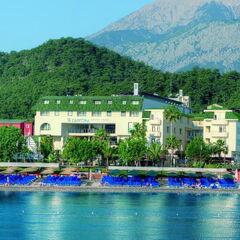 Туристическое агентство Мастер ВГ тур Пляжный авиатур в Турцию, Кемер, L'ancora Beach Hotel 4* (7 ночей, апрель)