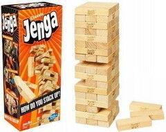 Магазин настольных игр Hasbro Настольная игра «Jenga»
