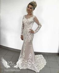 Свадебное платье напрокат ALIZA Платье свадебное Clair