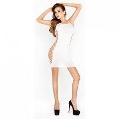 Интим-магазин Extaz Белое платье на тонких бретелях