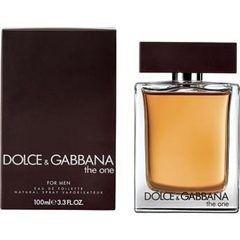 Парфюмерия Dolce&Gabbana Туалетная вода The One For Men, 100 мл
